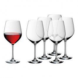 WMF Set sklenic na červené víno Burgundy Easy Plus