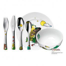 WMF Dětský jídelní set 6dílný Janosch