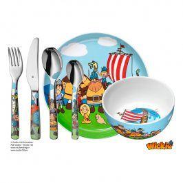 WMF Dětský jídelní set 6dílný Wickie