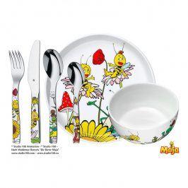 WMF Dětský jídelní set 6dílný Včelka Mája