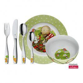WMF Dětský jídelní set 6dílný Pitzelpatz
