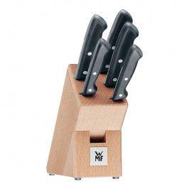 WMF Sada nožů s blokem Classic Line 6dílná