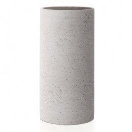 Blomus Váza Coluna velikost M světle šedá