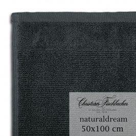 Christian Fischbacher Ručník 50 x 100 cm cínový NaturalDream, Fischbacher