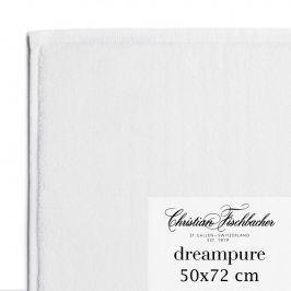Christian Fischbacher Koupelnová předložka 50 x 72 cm bílá Dreampure, Fischbacher
