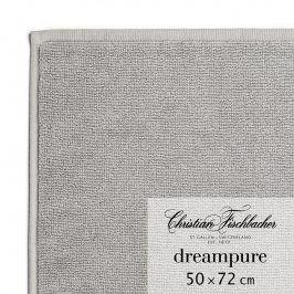 Christian Fischbacher Koupelnová předložka 50 x 72 cm grafitová Dreampure, Fischbacher
