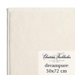 Christian Fischbacher Koupelnová předložka 50 x 72 cm krémová Dreampure, Fischbacher