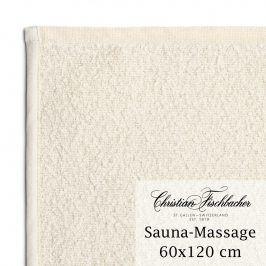 Christian Fischbacher Masážní ručník lněný 60 x 120 cm, Fischbacher
