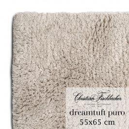 Christian Fischbacher Koupelnový kobereček 55 x 65 cm kašmírový Dreamtuft Puro, Fischbacher