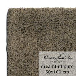 Christian Fischbacher Koupelnový kobereček 60 x 100 cm cappuccino Dreamtuft Puro, Fischbacher