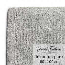 Christian Fischbacher Koupelnový kobereček 60 x 100 cm grafitový Dreamtuft Puro, Fischbacher