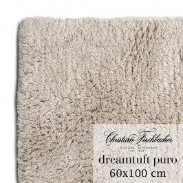 Christian Fischbacher Koupelnový kobereček 60 x 100 cm kašmírový Dreamtuft Puro, Fischbacher