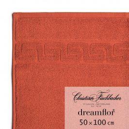 Christian Fischbacher Ručník 50 x 100 cm šarlatový Dreamflor®, Fischbacher