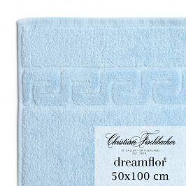 Christian Fischbacher Ručník 50 x 100 cm nebesky modrý Dreamflor®, Fischbacher