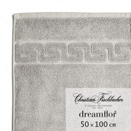 Christian Fischbacher Ručník 50 x 100 cm grafitový Dreamflor®, Fischbacher