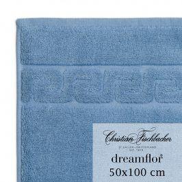 Christian Fischbacher Ručník 50 x 100 cm jeans blue Dreamflor®, Fischbacher