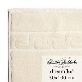 Christian Fischbacher Ručník 50 x 100 cm krémový Dreamflor®, Fischbacher