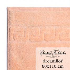 Christian Fischbacher Ručník velký 60 x 110 cm lososový Dreamflor®, Fischbacher