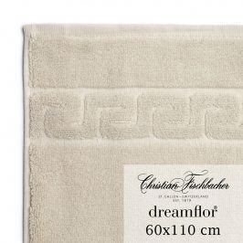 Christian Fischbacher Ručník velký 60 x 110 cm pískový Dreamflor®, Fischbacher