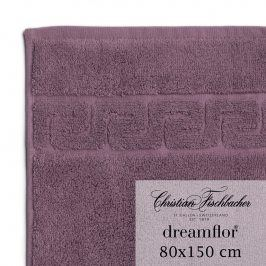Christian Fischbacher Osuška 80 x 150 cm šeříková Dreamflor®, Fischbacher