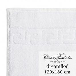 Christian Fischbacher Osuška velká 120 x 180 cm bílá Dreamflor®, Fischbacher
