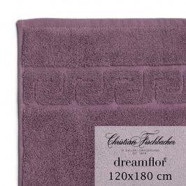 Christian Fischbacher Osuška velká 120 x 180 cm šeříková Dreamflor®, Fischbacher