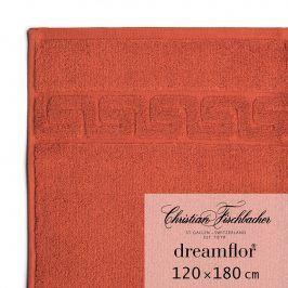 Christian Fischbacher Osuška velká 120 x 180 cm šarlatová Dreamflor®, Fischbacher