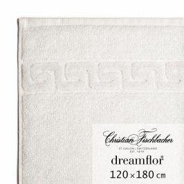 Christian Fischbacher Osuška velká 120 x 180 cm křídová Dreamflor®, Fischbacher