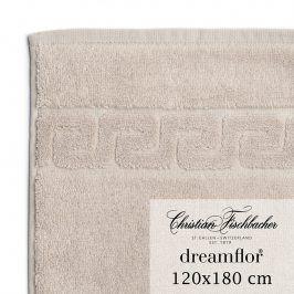 Christian Fischbacher Osuška velká 120 x 180 cm kašmírová Dreamflor®, Fischbacher