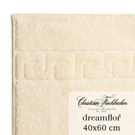 Christian Fischbacher Ručník pro hosty velký 40 x 60 cm slonová kost Dreamflor®, Fischbacher