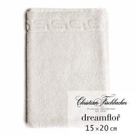 Christian Fischbacher Žínka 15 x 20 cm křídová Dreamflor®, Fischbacher