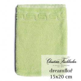 Christian Fischbacher Žínka 15 x 20 cm světle zelená Dreamflor®, Fischbacher