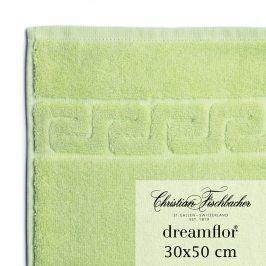 Christian Fischbacher Ručník pro hosty 30 x 50 cm světle zelený Dreamflor®, Fischbacher