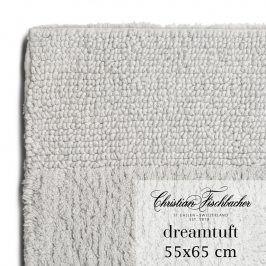 Christian Fischbacher Koupelnový kobereček 55 x 65 cm stříbrný Dreamtuft, Fischbacher