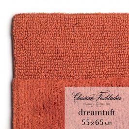Christian Fischbacher Koupelnový kobereček 55 x 65 cm šarlatový Dreamtuft, Fischbacher