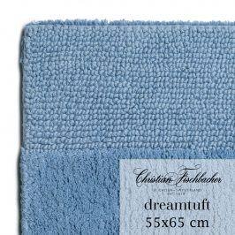 Christian Fischbacher Koupelnový kobereček 55 x 65 cm jeans blue Dreamtuft, Fischbacher