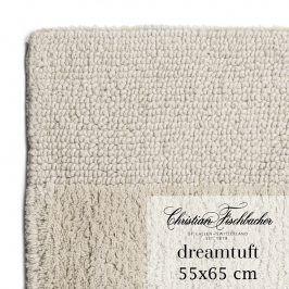 Christian Fischbacher Koupelnový kobereček 55 x 65 cm pískový Dreamtuft, Fischbacher