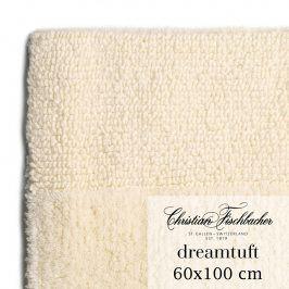 Christian Fischbacher Koupelnový kobereček 60 x 100 cm slonová kost Dreamtuft, Fischbacher