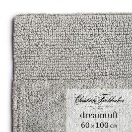 Christian Fischbacher Koupelnový kobereček 60 x 100 cm grafitový Dreamtuft, Fischbacher