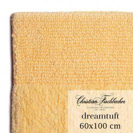 Christian Fischbacher Koupelnový kobereček 60 x 100 cm vanilkový Dreamtuft, Fischbacher