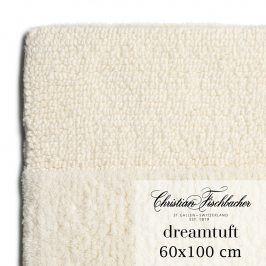 Christian Fischbacher Koupelnový kobereček 60 x 100 cm krémový Dreamtuft, Fischbacher