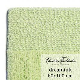 Christian Fischbacher Koupelnový kobereček 60 x 100 cm světle zelený Dreamtuft, Fischbacher