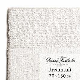 Christian Fischbacher Koupelnový kobereček 70 x 130 cm křídový Dreamtuft, Fischbacher