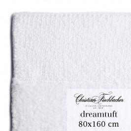 Christian Fischbacher Koupelnový kobereček 80 x 160 cm bílý Dreamtuft, Fischbacher
