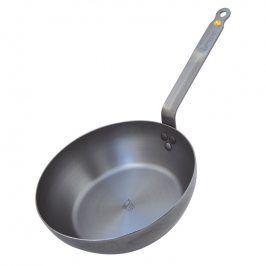 de Buyer Hluboká ocelová pánev Mineral B Element Ø 24 cm