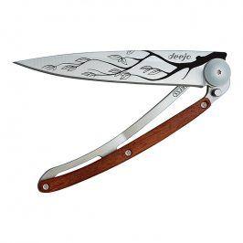 deejo Kapesní nůž tattoo 37 g rosewood Tree