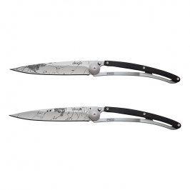 deejo Sada partnerských kapesních nožů 37 g Kiss