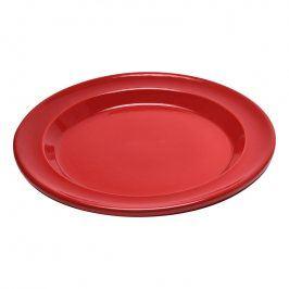 Emile Henry Talíř jídelní červená Burgundy