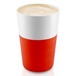 Eva Solo Termohrnky na café latte 360 ml 2 kusy oranžové