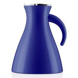 Eva Solo Vakuová termoska Ø 18 cm, 1,0 l tmavě modrá